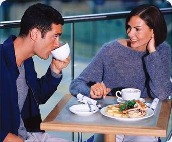 Завтрак на кофейной террасе