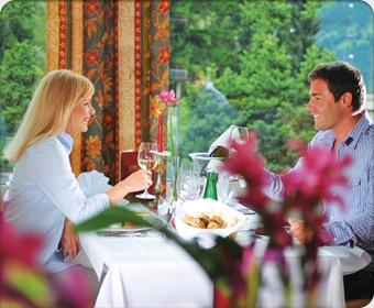 Романтическое свидание (ужин для двоих)