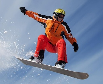 Мастер-класс по сноуборду