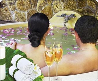 Романтическое свидание (СПА для двоих)