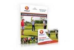 Профессиональное обучение игре в гольф